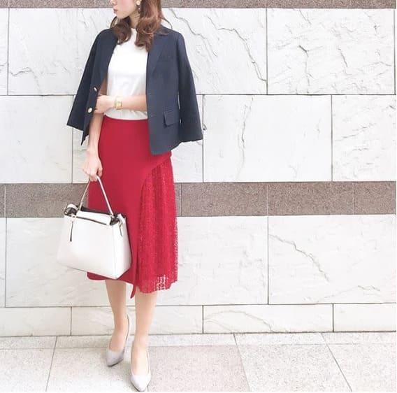 エアークローゼットブランドのコンサバファッション