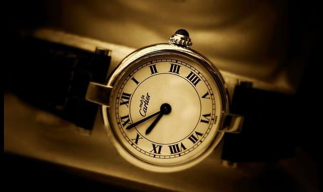 高級時計レンタルのレディース向けカルティエ