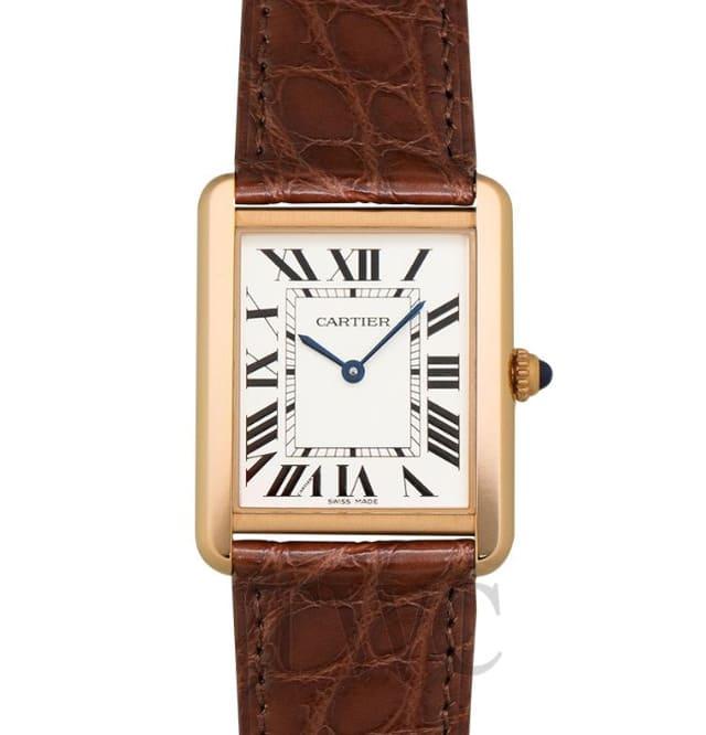 カルティエ高級腕時計