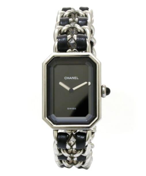 結婚式シャネル時計