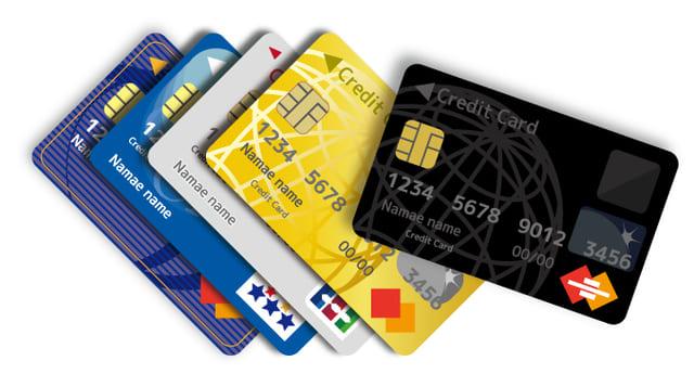 時計レンタル時のクレジットカード