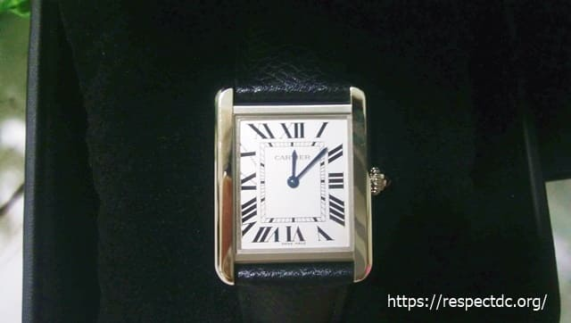 ウォッチレントカルティエ腕時計
