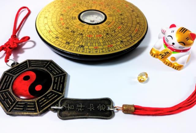 風水と腕時計の文字盤
