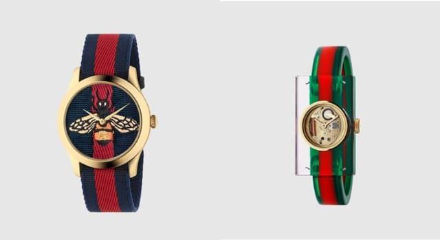 グッチ時計恥ずかしいデザイン