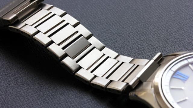 葬儀腕時計メタルバンド