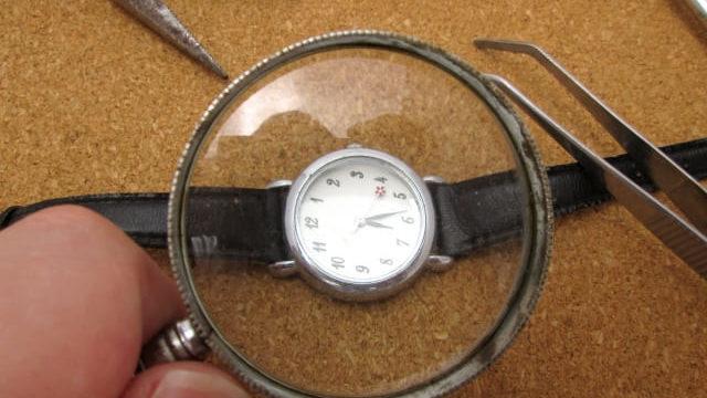 時計のオーバーホール内容