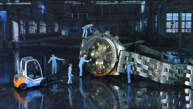 時計のオーバーホール頻度