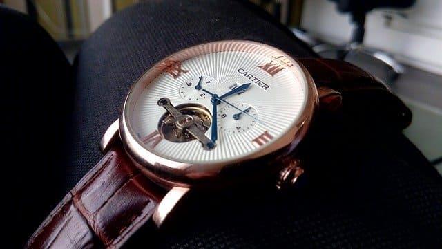 風水腕時計文字盤