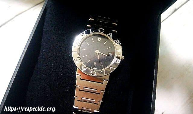 シェアルでレンタルした高級腕時計とバッグ