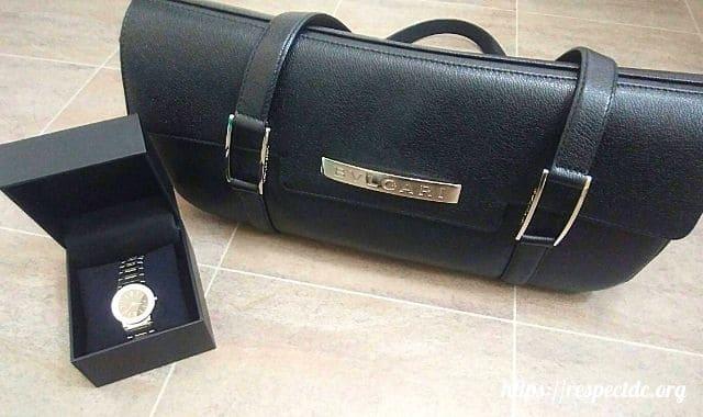 シェアルでレンタルした高級バッグと腕時計