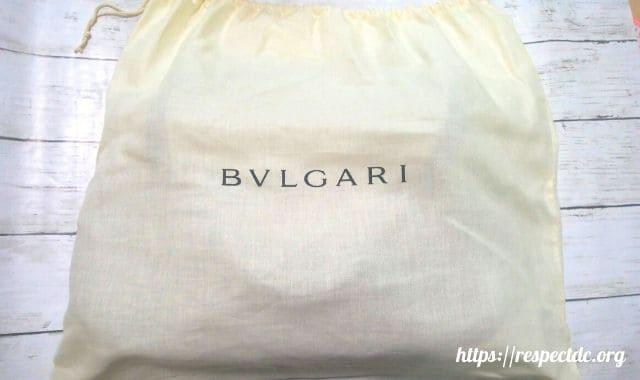 シェアルレンタルブルガリのバッグ