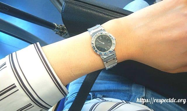 シェアルでレンタルブルガリ時計