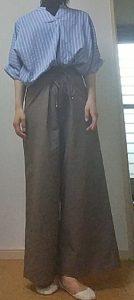 エアークローゼットブログ40代の6月服
