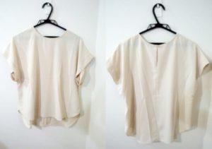 エアークローゼットブログ40代の8月服