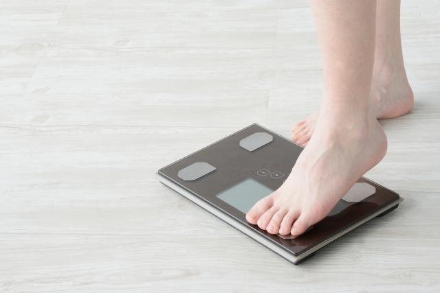 40代体型の崩れ太る