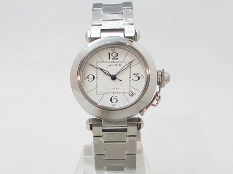 一生使える時計女性カルティエ