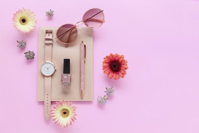 一生使える時計女性