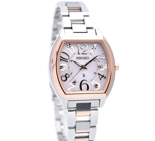 腕時計5万円以下セイコールキア