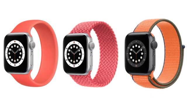 applewatch選び方就寝時
