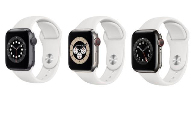 applewatch選び方ケースの色