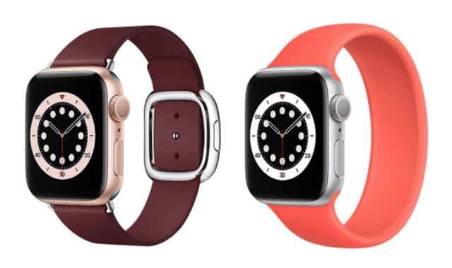 applewatch選び方色
