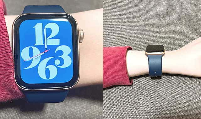 applewatch選び方SE