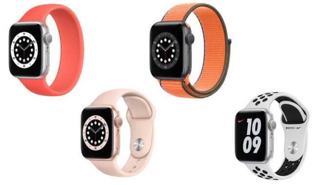 applewatch選び方スポーツ運動時