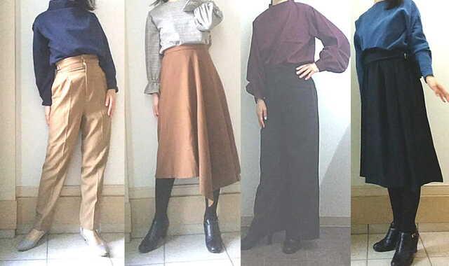 エアークローゼットエディストクローゼットの洋服比較